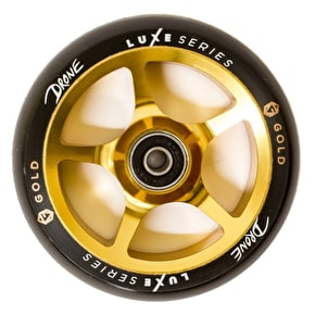 Drone Luxe Series 110mm Scooter Wheel - Gold