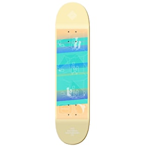 National Skateboard Co Lighting Skateboard Deck - 8.0