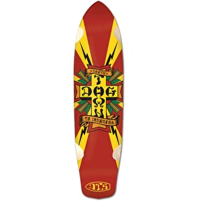 Dogtown Death To Invaders Longboard Deck - 9