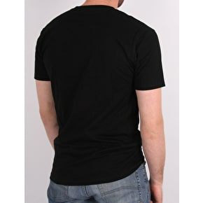 Poler Venn Diagram T-Shirt - Black