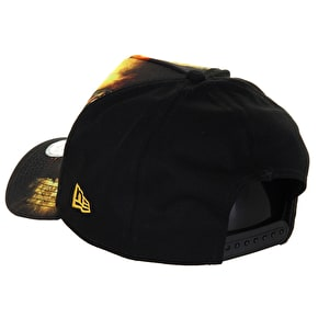 New Era Star Wars Scene Trucker Cap - Black/Gold