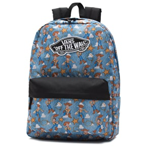 Vans x Toy Story Backpack - Woody
