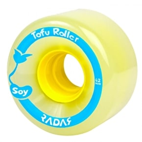 Radar Tofu Roller Quad Wheels - Special Edition