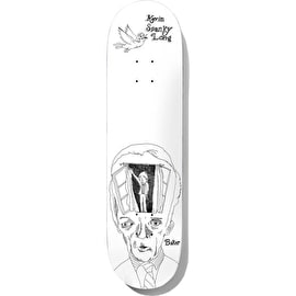 Baker Spanky Head Room - Carroll Skateboard Deck 8.25