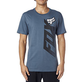 Fox Rebound T-Shirt - Sulpher Blue