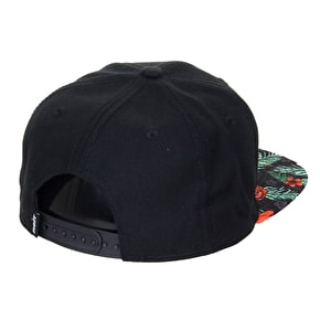 Neff Daily Snapback Cap - Astro Floral