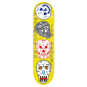 Toy Machine Romero Spirits Pro Skateboard Deck - 8