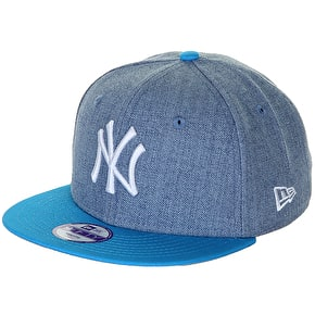 New Era Junior 9Fifty Snapback Cap - NY Yankees Fresh