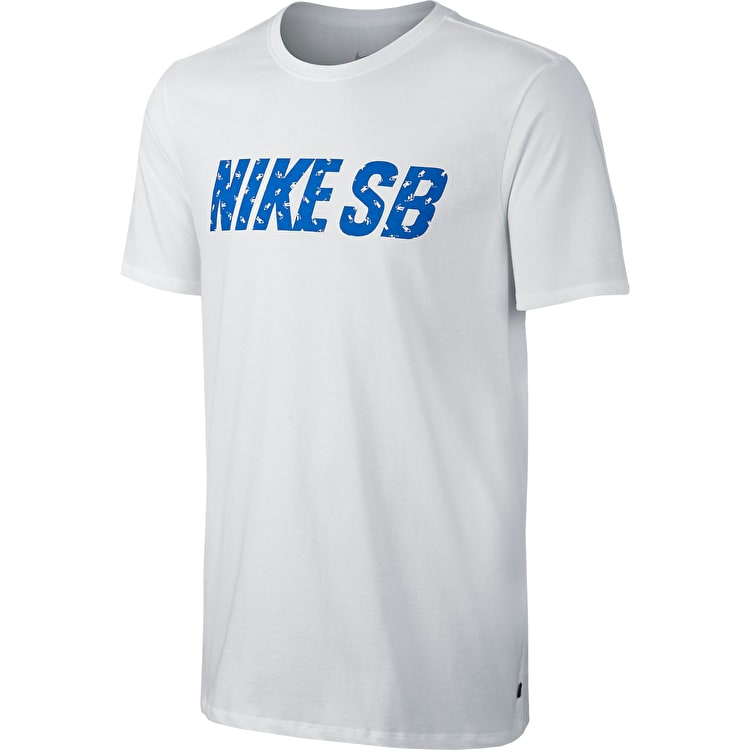 Nike SB Little Dude T-Shirt - White/White