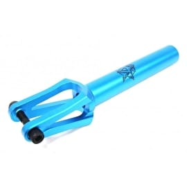 Revolution Mutiny 125mm Scooter Forks - Blue