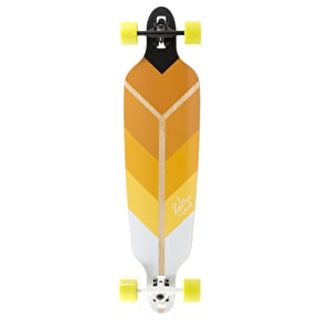 Voltage Directional DT Complete Longboard - Yellow