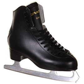 B-Stock Graf 500 Ice Skates - Black Size - UK 7 (Box Damage)