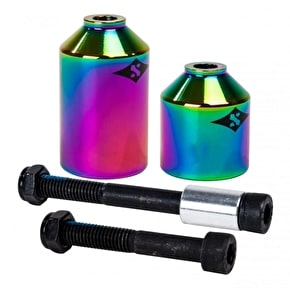 Sacrifice Sacci Scooter Stunt Pegs - Neochrome