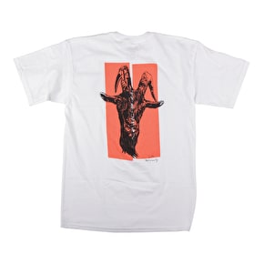 Welcome Phillip T-Shirt - White