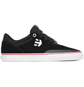 Etnies Marana Vulc Shoes - Black/White