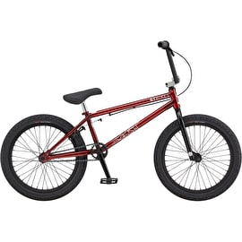 GT Team 20.75 Complete BMX - Red