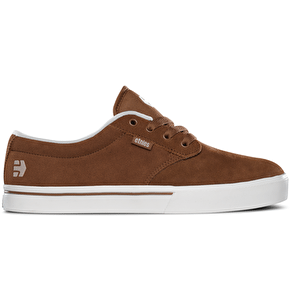 Etnies Jameson 2 Shoes - Brown/White