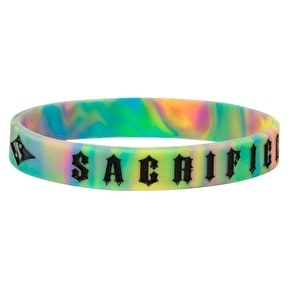 Sacrifice Wrist Band - Rainbow