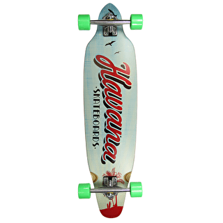 Havana Birds Kicktail Complete Cruiser 36