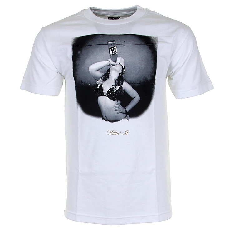 DGK Killin It T-Shirt - White