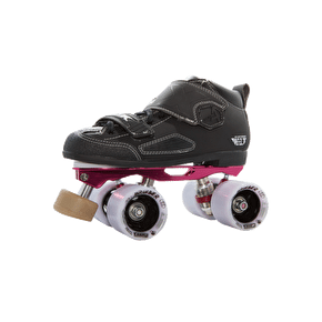 Crazy Skates DBX6 Venus  Derby Skate Package