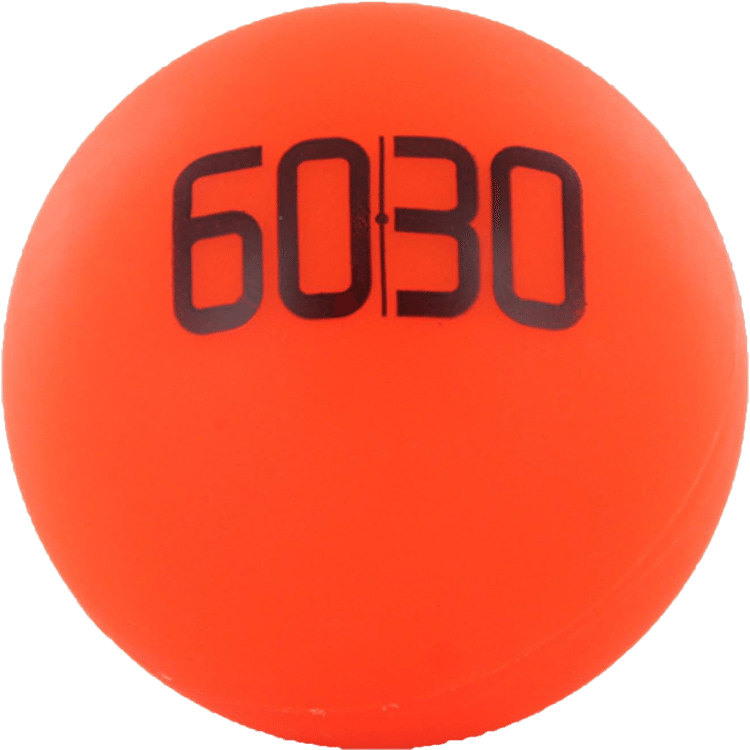 Street Hockey Ball Orange-Official 100g