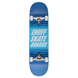 Enuff Doppler Custom Skateboard - Blue 8.125
