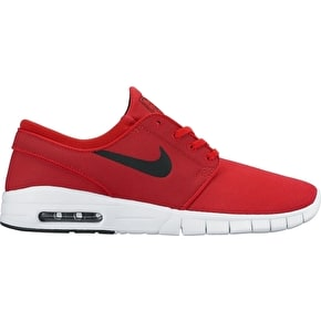 Nike SB Stefan Janoski Max Shoes - University Red/Black/White