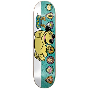 Almost Muttley Plaques R7 Skateboard Deck - Mullen 8.125