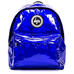 Hype Holographic Backpack - Blue