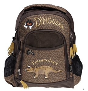 Dinosoles 3D Triceratops Backpack