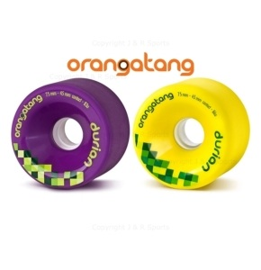 Orangatang Durian Freeride 75mm Wheels