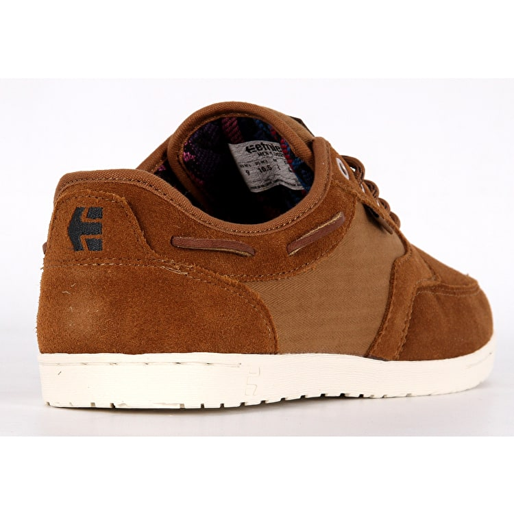 Etnies Dory Skate Shoes - Brown/Navy