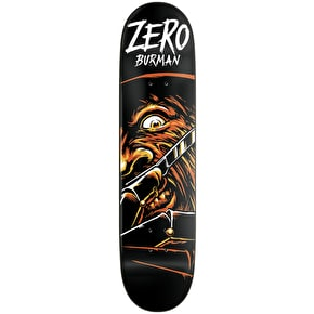 Zero Fright Night IL Skateboard Deck - Burman 8.25