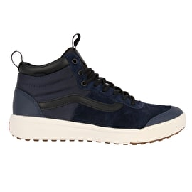 Vans Ultra Range Hi MTE High Top Skate Shoes - Dress Blues/Black
