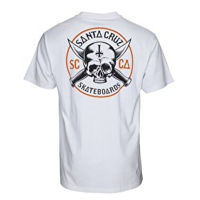 Santa Cruz Chapter T-Shirt - White