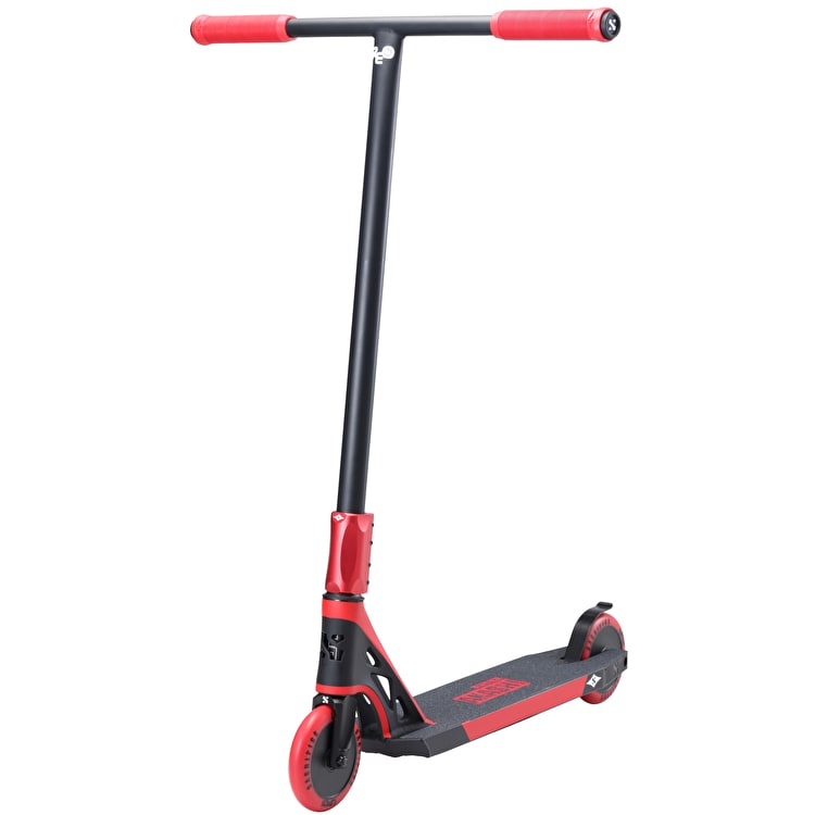 Sacrifice Akashi 120 Complete Scooter - Black/Red