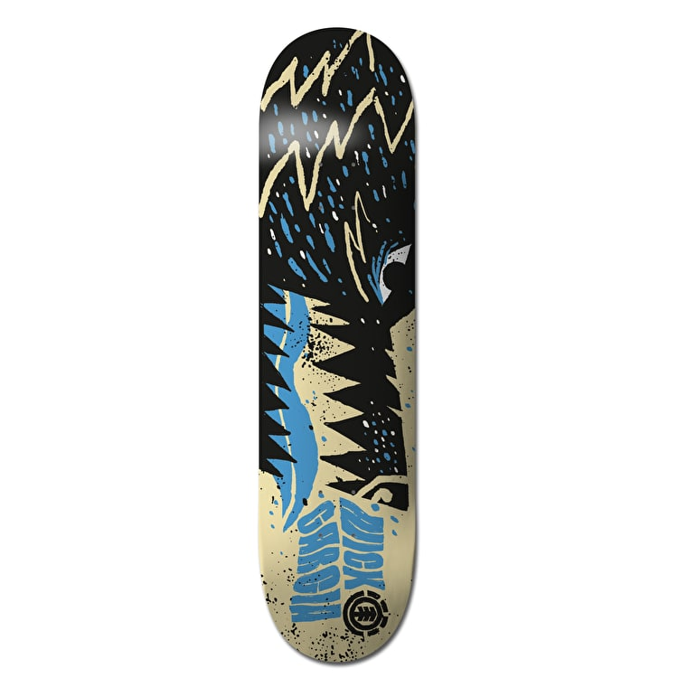 Element Spirit Skateboard Deck - Garcia 8.2""