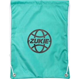 Zukie Drawstring Bag - Turquoise