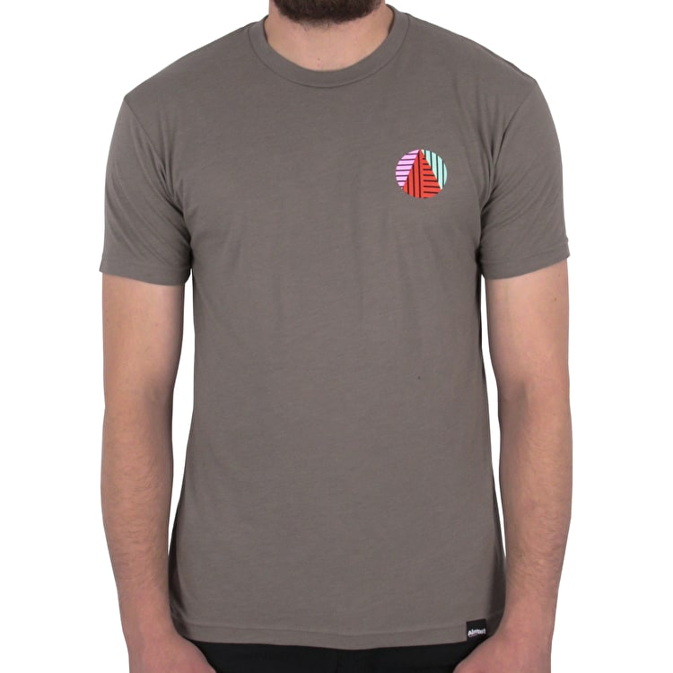 Almost A+ T Shirt - Warm Grey