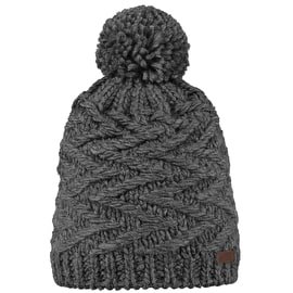 Barts Dave Beanie - Dark Heather
