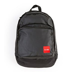 Chocolate Simple Backpack - Black Wax
