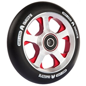 Blazer Pro 110mm XT Wheel - Black/Red