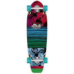 Aloiki Cruiser Skateboard - Jungle 30