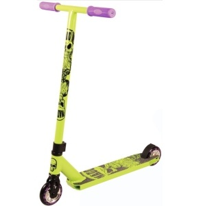 Madd Hatter Kick Extreme II Complete Scooter - Lime