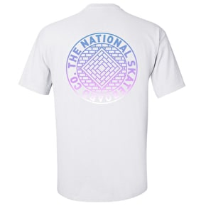 National Skateboard Co Classic T-Shirt - White