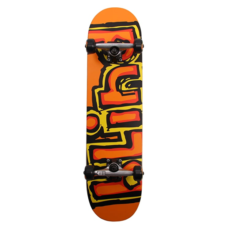 Blind OG Matte Complete Skateboard - Orange 7.875""