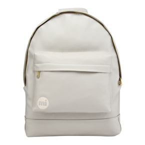 Mi-Pac Tumbled Backpack - Light Grey
