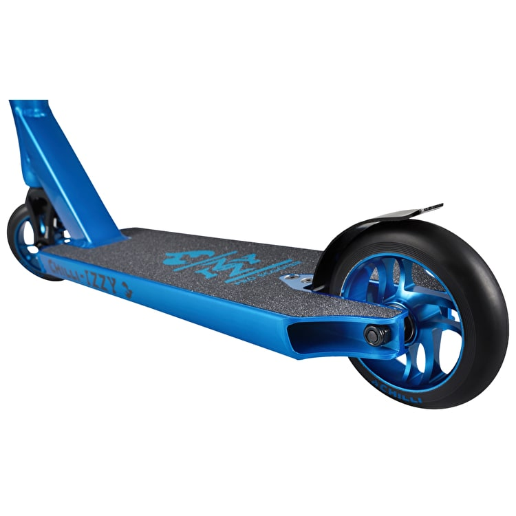 Chilli Pro Izzy Mini Complete Scooter - Sky