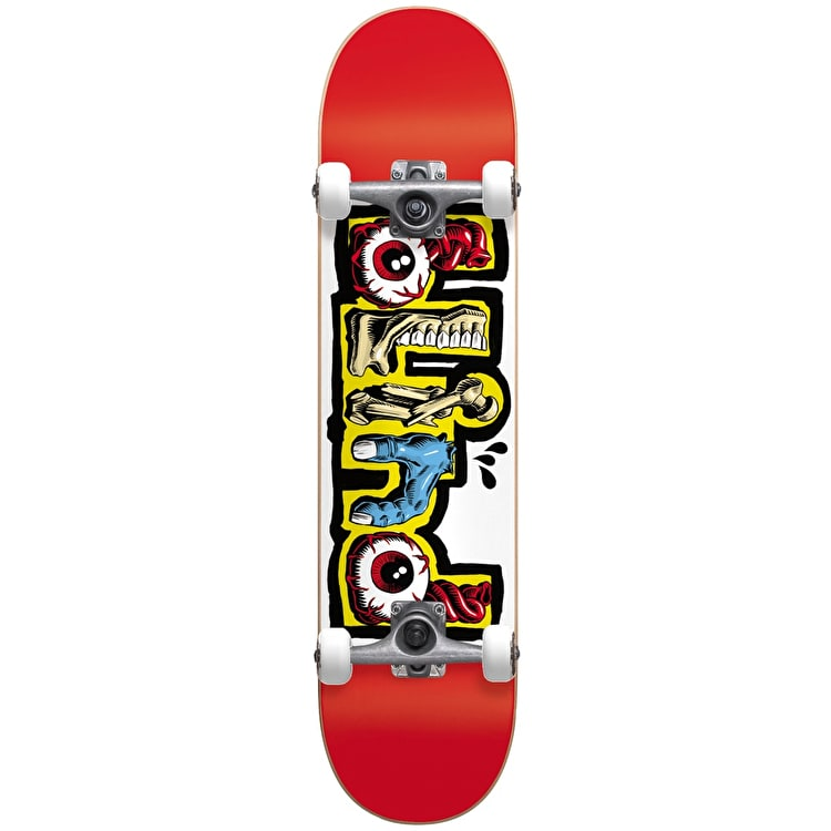 Blind Slime Complete Skateboard - Red 7.625""